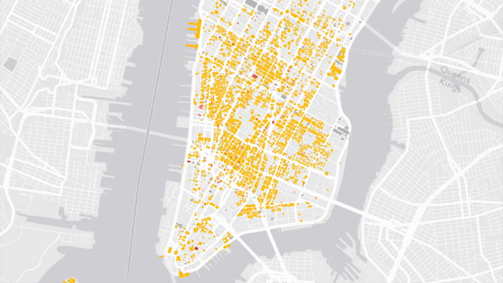 An Interactive Map Of Manhattan's Mega Urban Expansion