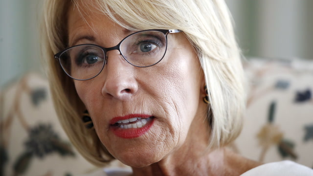 DeVos: Historically black colleges are 'priority' for Trump administration