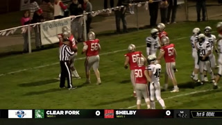 Shelby Races Past Clear Fork for Outright MOAC Title