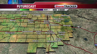StormTRACKER Sunday Evening Update