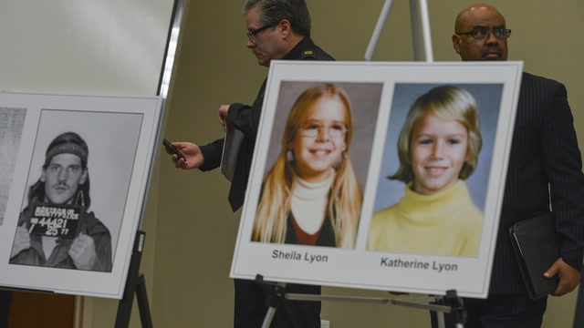 More than 40 years later, suspect convicted in cold case disappearance of Maryland sisters