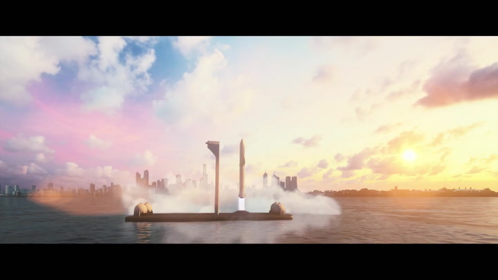 SpaceX is Getting Serious About Its Future BFR Launchpad to Mars