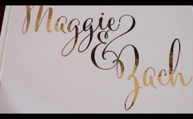 Zach  + Maggie | Kalamazoo, Michigan | First Presbyterian Church