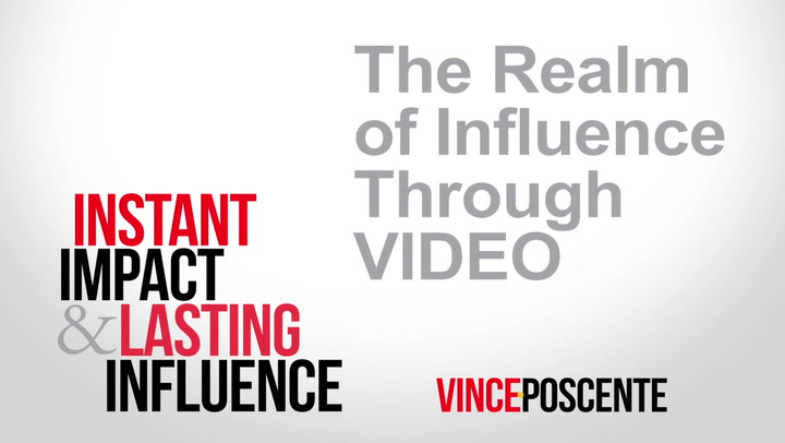 Realm of Influence through VIDEO