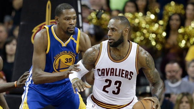 Can any teams stop the Warriors and Cavaliers next year?