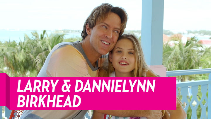Larry Birkhead Reveals His and Anna Nicole Smith's Daughter Dannielynn Has Caught the 'Theater Bug'