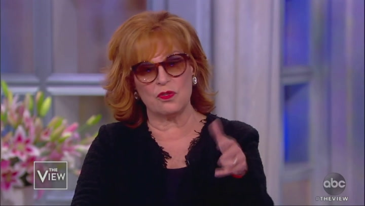 Meghan McCain Snipes at Joy Behar: 'Ridiculous' to Think Kentuckians Care What You Think About McConnell?