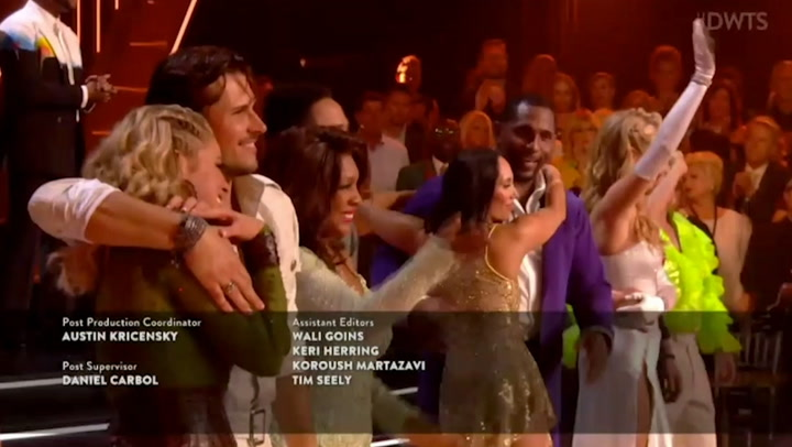 'Dancing With the Stars' Honors the Late Valerie Harper With Star on the Ballroom Floor