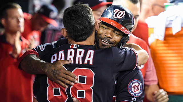 Inside the Washington Nationals unexpected World Series run