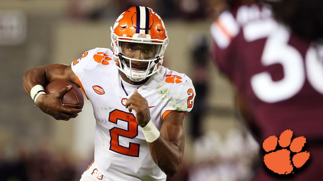 Kelly Bryant Shines In Primetime Showdown vs. Virginia Tech