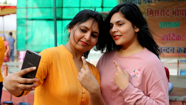 Young people are a crucial voting bloc in India's elections. Here's what they care about.