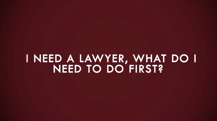 What type of Lawyer do you need?