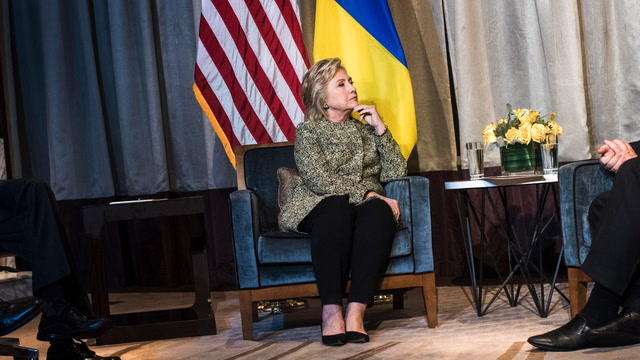 Fact Check: Is the DNC's contact with Ukraine the same as the Trump campaign's with Russia?