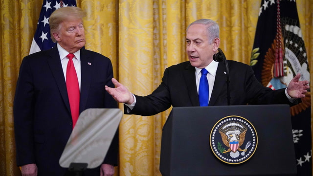 Netanyahu to Trump: 'Your deal of the century is the opportunity of the century'