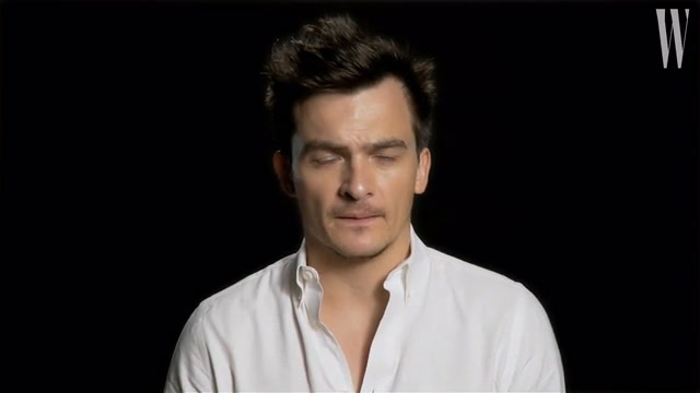 Rupert Friend Found Out Time Was Real on His 6th Birthday