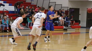 Pequot Lakes Boys Basketball vs Bemidji