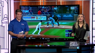 Sports Sunday September 24th: Dozier's bunt homerun is Sports Sunday's Play of the Week