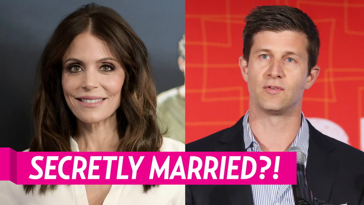Bethenny Frankel Says She Is 'Married' in Cryptic Tweet After 'RHONY' Exit