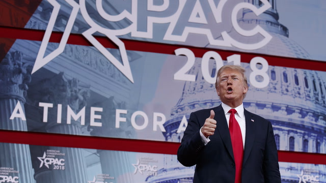 Trump to CPAC: 'Don't worry, you're getting that wall'