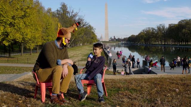 How big a turkey should you get? These kids have the answer. | Short Takes