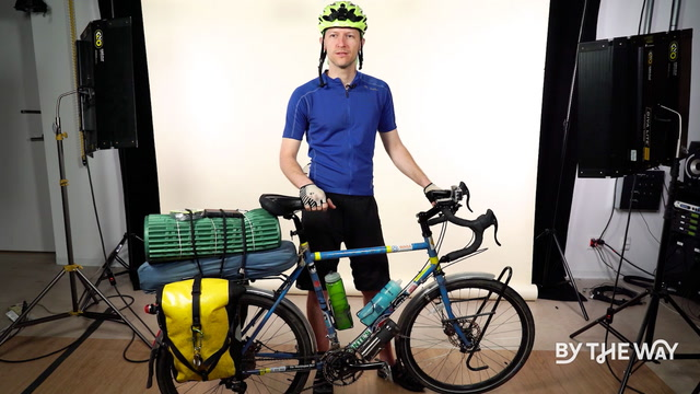 Tents, ropes and couscous: How a backpacking cyclist packs for a week-long trip