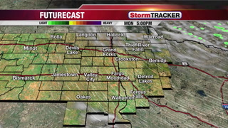 StormTRACKER Monday Midday Update