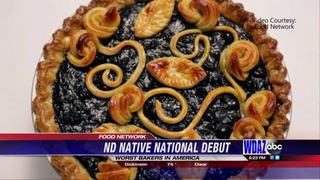 "ND native competes in ""Worst Bakers in America"""