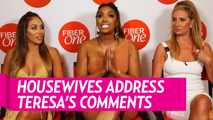 'Real Housewives' Stars Address Teresa Giudice's Comments About 'Not Enjoying the Show'