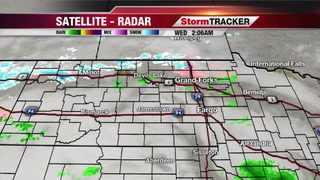 StormTRACKER Weather: A Round of Light Wintry Weather