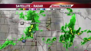 StormTRACKER Weather Webcast Tuesday Midday
