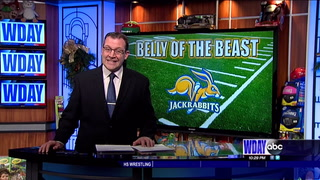 Belly of the Best: SDSU fans living in Bison territory