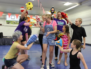 Preview of Seussical the Musical