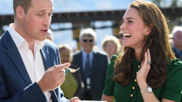 Everything the Royals Love to Eat