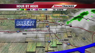 StormTRACKER Weather Webcast Wednesday Evening
