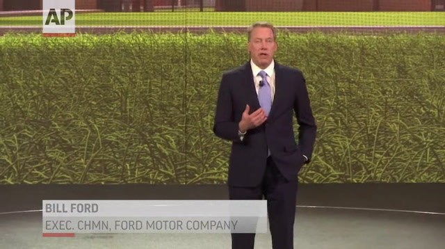 Ford Introduces New Pickup, SUV, Mustang