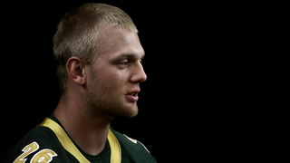 Keenan Hodenfield is a senior free safety from Ray, N.D.     NDSU Athletics