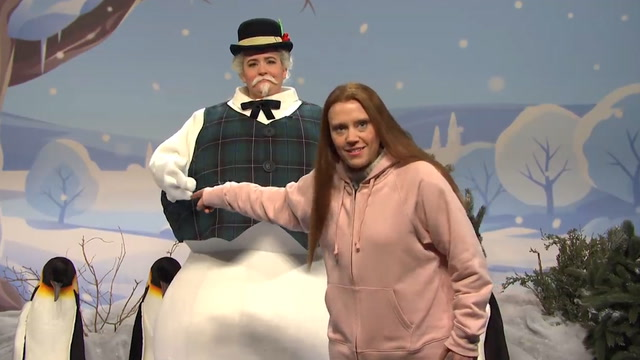 SNL spotlights 'magic' of electoral college, Greta Thunberg