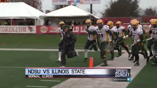 Sports Sunday November 19th: Bison survive elements at Illinois State