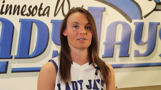 The Drill: Van Roekel's competitive fire helps fuel Lady Jays