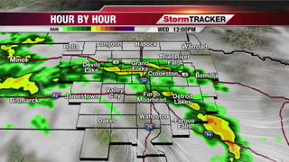 StormTRACKER Weather Webcast Tuesday Evening
