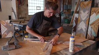 Duluth couple opens woodwork business in Spirit Valley