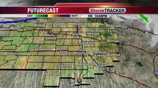 Tracking Thundershowers for Saturday