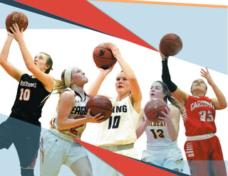 WCT Sports Show: All-Area girls basketball team