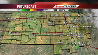 StormTRACKER Weather Webcast Tuesday Night