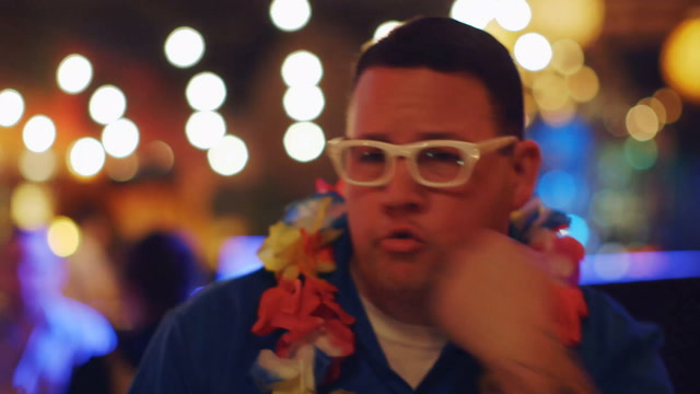 Graham Elliot and Alex Thomopoulos Discover an Outrageous Speakeasy Tiki Party