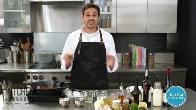 The Secret to Making a Restaurant-Worthy Pan Sauce Video