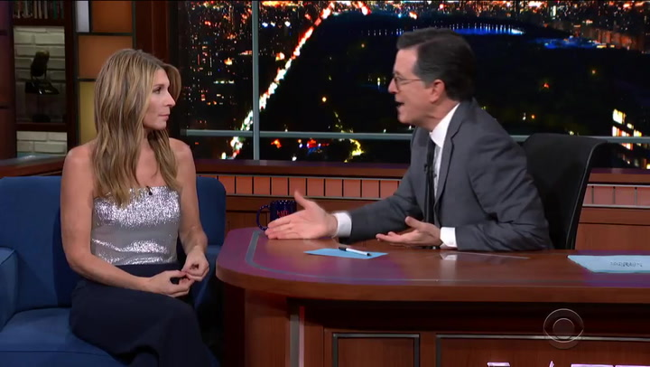 MSNBC's Nicolle Wallace Rips Into Fellow Republicans on 'Colbert': They 'Know Better'