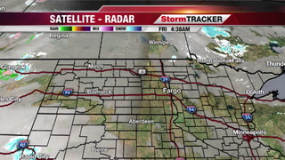 StormTRACKER Weather: Chilly Morning