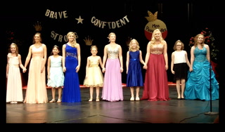 2016 Miss Pequot Lakes Evening Gown Competition