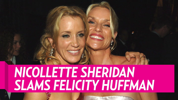 Desperate Housewives' Nicollette Sheridan Slams Former Costar Felicity Huffman's College Scandal: It's 'Disgraceful' and 'Troublesome'